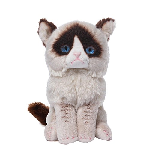 Gund Grumpy Cat Beanbag Stuffed Animal