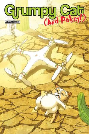GRUMPY CAT & POKEY #3 (OF 6)