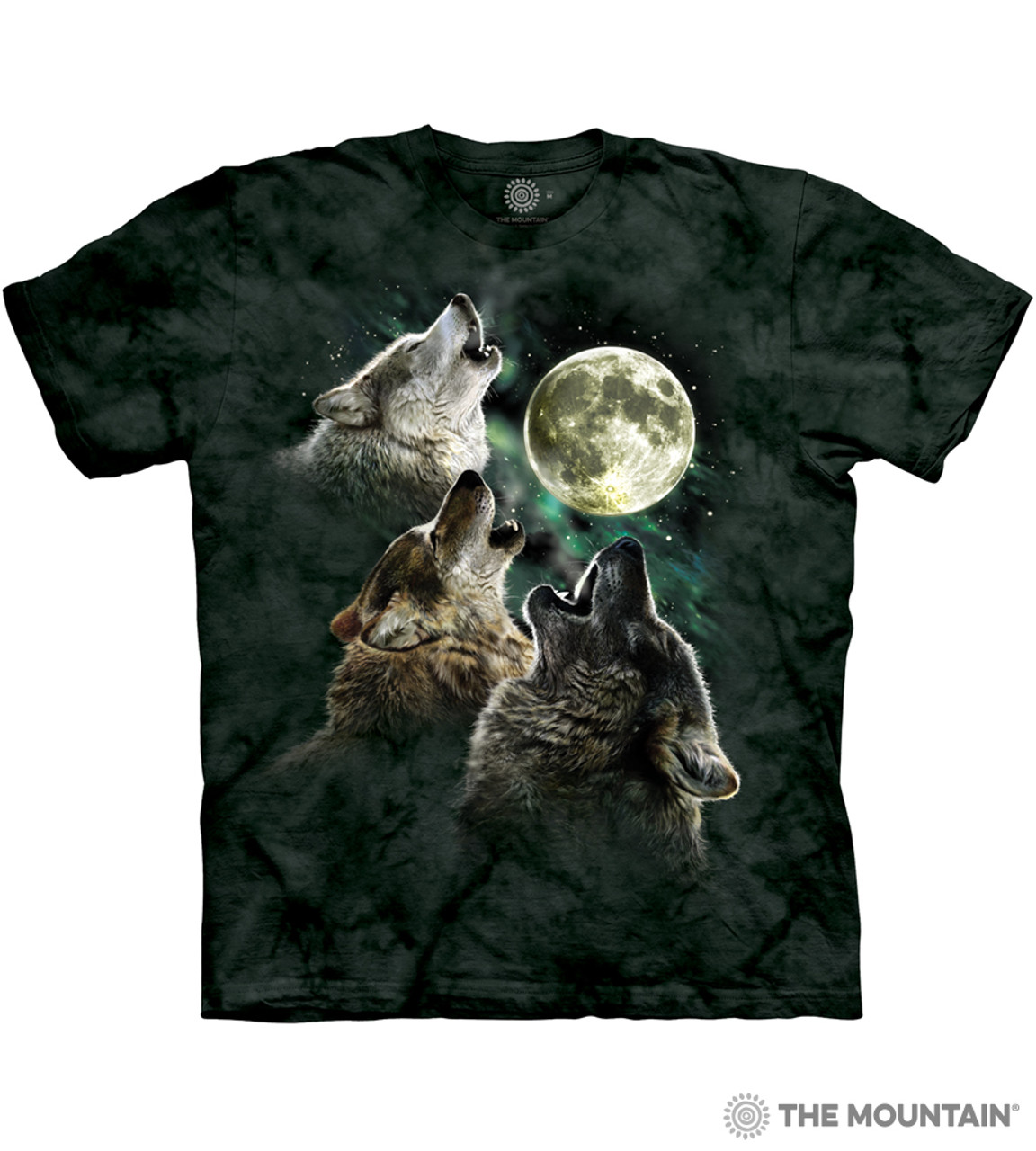 Three Wolf Moon Classic Unisex T-Shirt | The Mountain