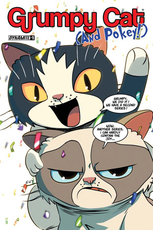 GRUMPY CAT & POKEY #1 (OF 6)