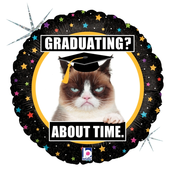 Grumpy Cat® Graduation