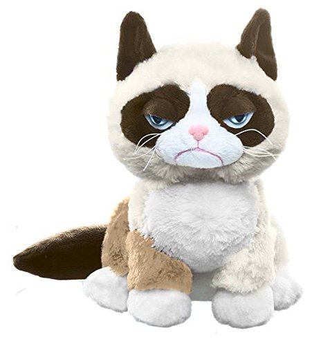 Grumpy Cat [Toy] Ganz