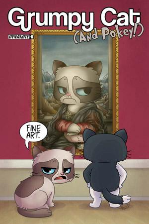 GRUMPY CAT & POKEY #6 (OF 6)