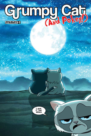 GRUMPY CAT & POKEY #2 (OF 6)