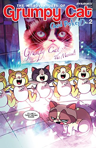 Grumpy Cat and Pokey #2 (of 3) Vol. 1: Digital Exclusive Edition (Grumpy Cat and Pokey Vol. 1)