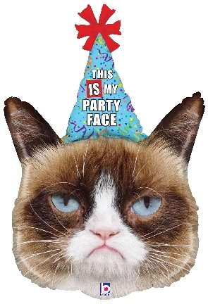 Grumpy Cat® Party Face