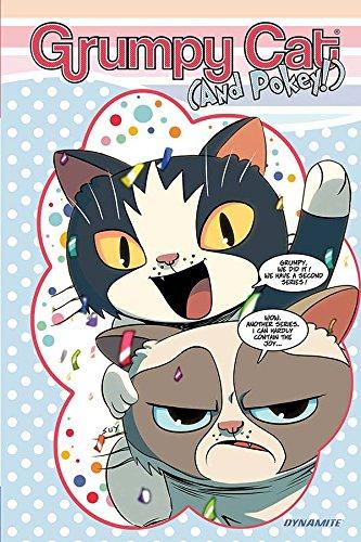 Grumpy Cat & Pokey (Grumpy Cat (and Pokey!))