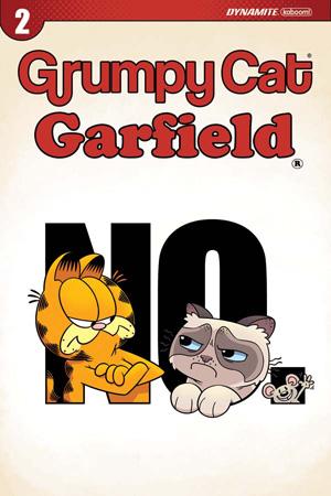 GRUMPY CAT/GARFIELD #2 (OF 3)