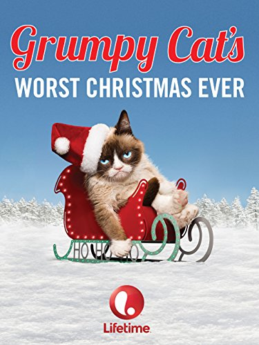 Grumpy Cat s Worst Christmas Ever 2d53e903d7
