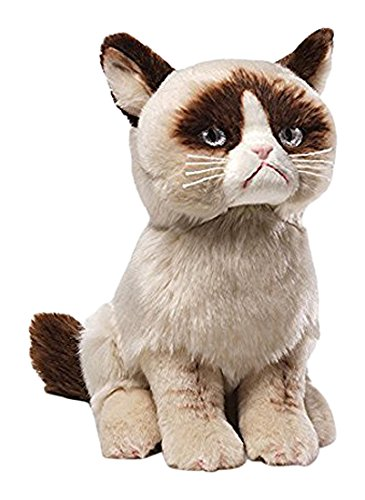Gund Grumpy Cat Plush Stuffed Animal Toy