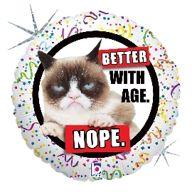 Grumpy Cat® Better With Age - Nope