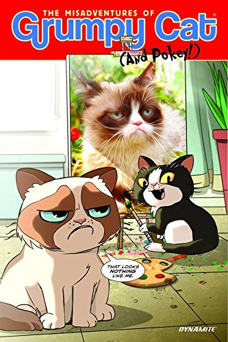 Grumpy Cat: Misadventures (The Misadventures of Grumpy Cat (And Pokey!))