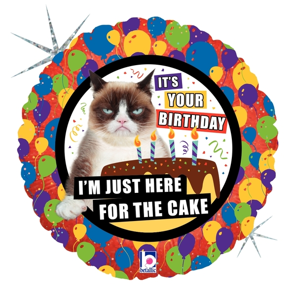 Grumpy Cat® Cake Birthday